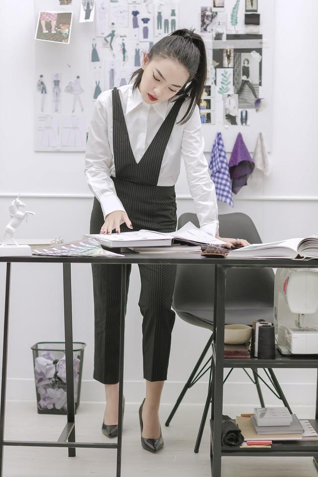 Vừa nhận giải tại Influence Asia 2017, Châu Bùi tiếp tục góp mặt vào Fashion Film mới - Ảnh 7.