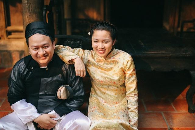 Phỏng vấn ekip đứng sau bộ ảnh 100 năm đám cưới Việt Nam đang gây sốt cộng đồng mạng - Ảnh 2.