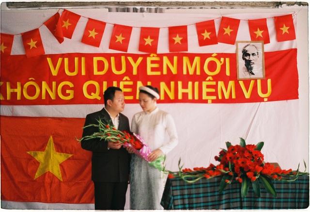 Phỏng vấn ekip đứng sau bộ ảnh 100 năm đám cưới Việt Nam đang gây sốt cộng đồng mạng - Ảnh 4.