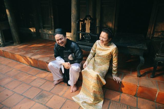 Phỏng vấn ekip đứng sau bộ ảnh 100 năm đám cưới Việt Nam đang gây sốt cộng đồng mạng - Ảnh 5.