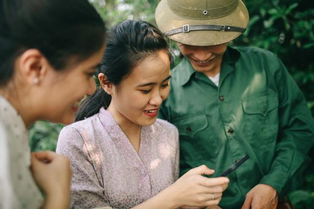 Phỏng vấn ekip đứng sau bộ ảnh 100 năm đám cưới Việt Nam đang gây sốt cộng đồng mạng - Ảnh 9.