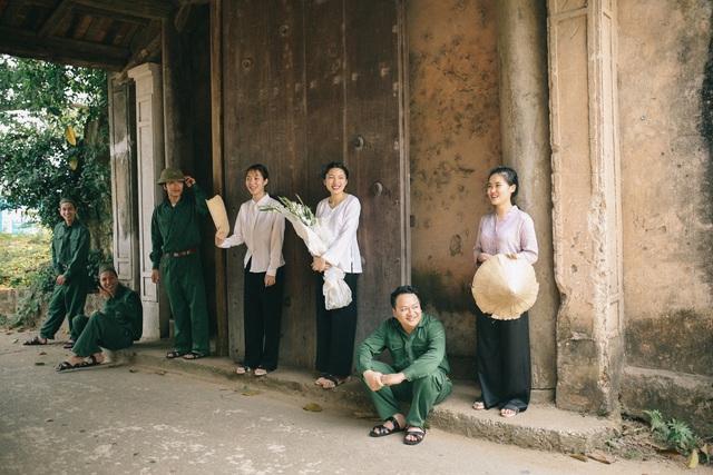 Phỏng vấn ekip đứng sau bộ ảnh 100 năm đám cưới Việt Nam đang gây sốt cộng đồng mạng - Ảnh 11.