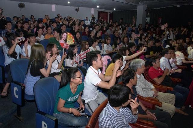 SCTV mời sao khủng TVB giao lưu cùng hàng trăm sinh viên - Ảnh 3.