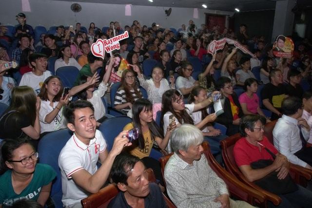 SCTV mời sao khủng TVB giao lưu cùng hàng trăm sinh viên - Ảnh 7.