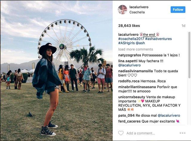 Cận cảnh đôi giày của Selena Gomez tại Coachella 2017 đang khiến dân tình mê tít - Ảnh 10.