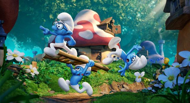 Xì Trum: Ngôi làng kỳ bí - Bộ phim mà mọi trẻ em phải xem ngay và luôn dịp lễ 30/04 này - Ảnh 6.