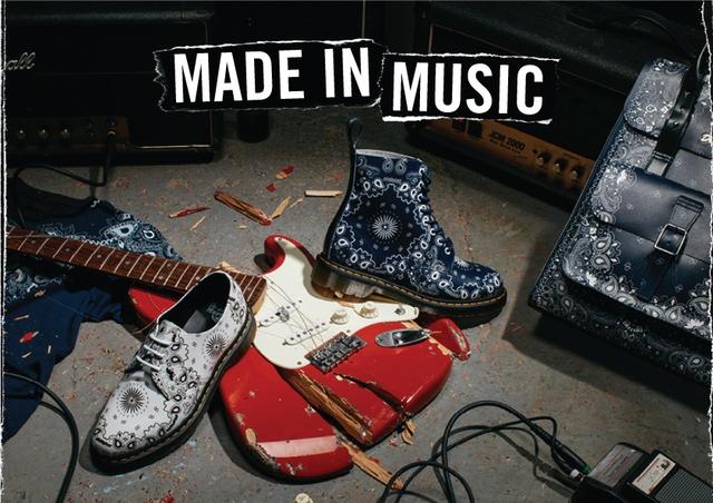 Điểm danh các mẫu giày độc nhất của Dr. Martens khiến giới mê giày phát cuồng - Ảnh 9.