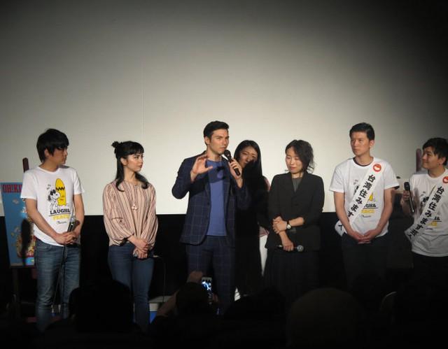Một lễ hội đa sắc màu - Liên hoan phim quốc tế Okinawa - Ảnh 1.