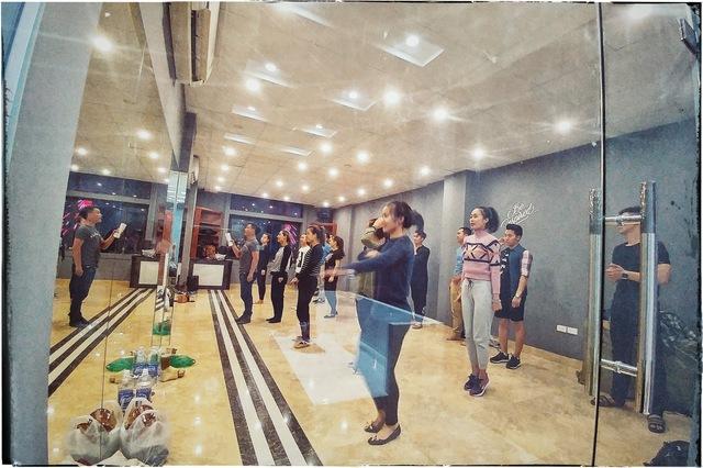 Những địa điểm học nhảy hấp dẫn nhất ở Hà Nội - Ảnh 8.