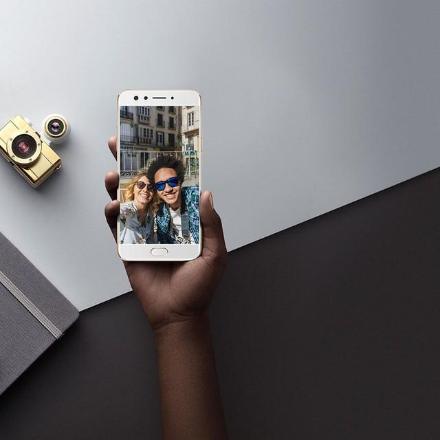 """Trải nghiệm công nghệ từ OPPO F3 cùng dàn sao Việt trong """"ngày hội phép màu Selfie kép"""" - Ảnh 2."""