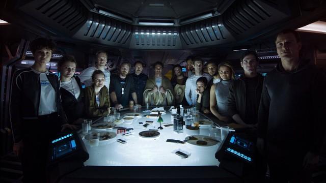 """Alien: Covenant – """"Bước ngoặt"""" bất ngờ cho cả series - Ảnh 5."""