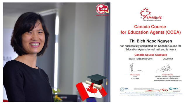 Chỉ cần IELTS 5.0, bạn sẽ được tặng 100% phí dịch vụ Du học Canada - Ảnh 2.