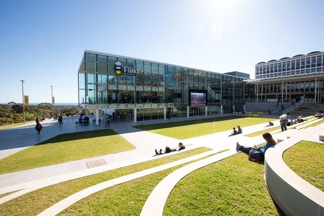 Đại học Flinders, Australia - Kỷ niệm 50 năm thành lập - Ảnh 1.