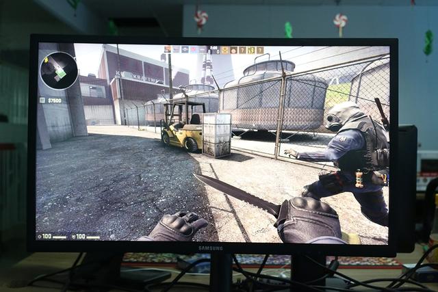 Đập hộp màn hình máy tính chơi game đang hot hiện nay: Samsung CFG70 - Ảnh 23.