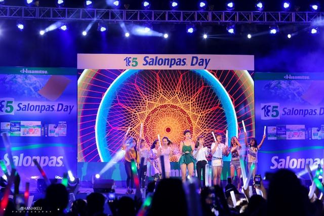 Sôi động cùng sự kiện Salonpas Day 2017 tại thủ đô Hà Nội - Ảnh 3.