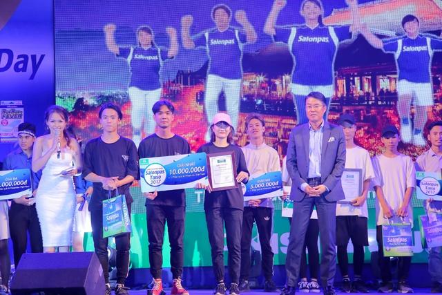Sôi động cùng sự kiện Salonpas Day 2017 tại thủ đô Hà Nội - Ảnh 4.