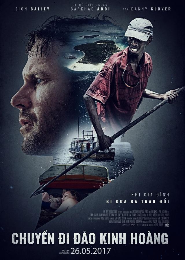 Extortion - Cướp biển nổi tiếng của Captain Phillips trở thành kẻ tống tiền trong phim mới - Ảnh 2.