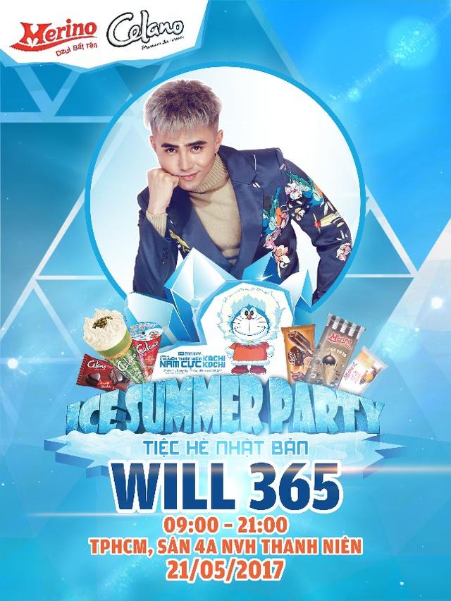 """Khởi My và Will 365 hứa hẹn """"quẩy"""" tưng bừng tiệc hè Nhật Bản tại Sài Gòn - Ảnh 2."""
