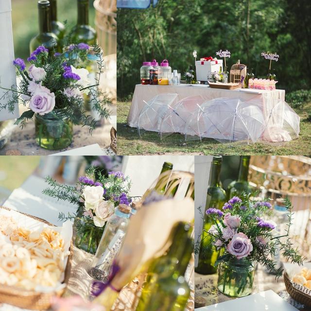 Độc đáo lễ cưới đẹp như mơ trên mỏm đá bên bờ biển Hải Hoà - Ảnh 1.