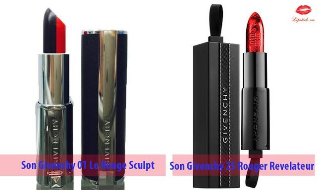 Givenchy 25 Rouge & 01 Le Rouge: Phiên bản giới hạn có 1-0-2 cho tín đồ yêu son đỏ - Ảnh 7.