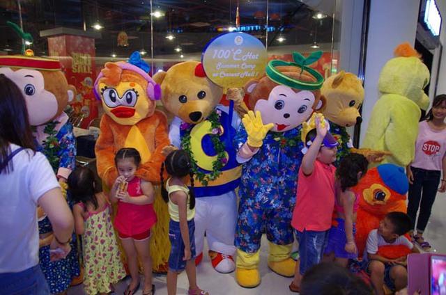 Tưng bừng khám phá thế giới với ngày hội du lịch Crescent Mall - Ảnh 5.