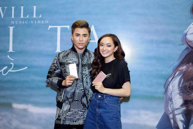 Sau Em chưa 18, Kaity Nguyễn & Will trở thành gương mặt đại diện Asus ZenFone Live - Ảnh 3.