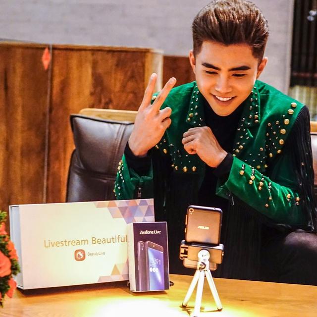 Sau Em chưa 18, Kaity Nguyễn & Will trở thành gương mặt đại diện Asus ZenFone Live - Ảnh 4.