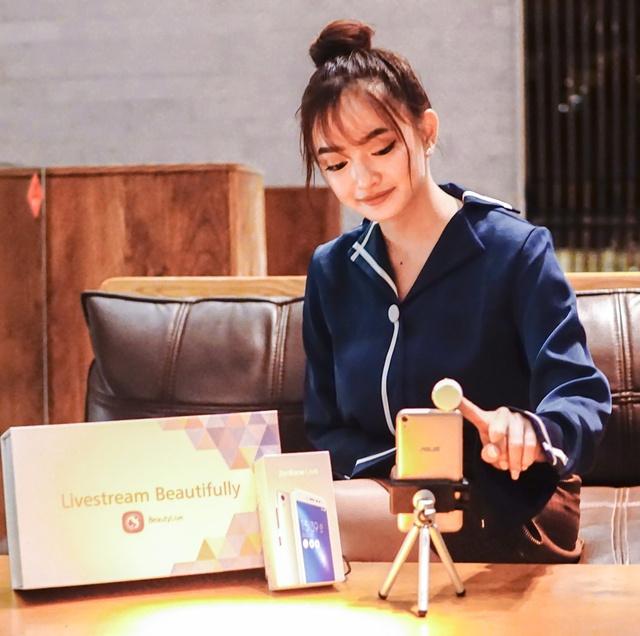 Sau Em chưa 18, Kaity Nguyễn & Will trở thành gương mặt đại diện Asus ZenFone Live - Ảnh 5.