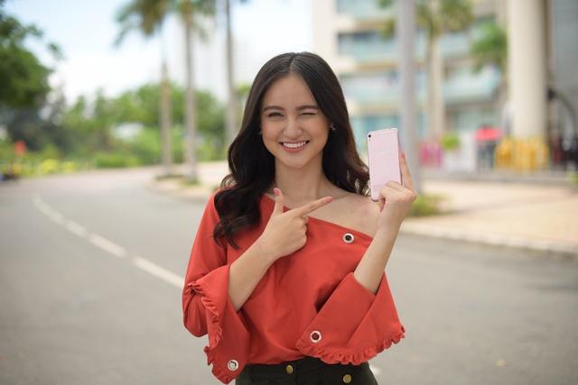 """Ngắm bộ ảnh hot girl """"chưa 18"""" Mai Tây cực xinh cùng Asus ZenFone Live - Ảnh 2."""