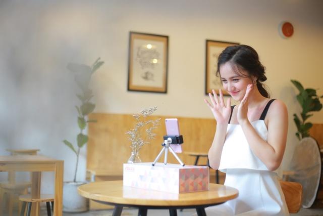"""Ngắm bộ ảnh hot girl """"chưa 18"""" Mai Tây cực xinh cùng Asus ZenFone Live - Ảnh 4."""