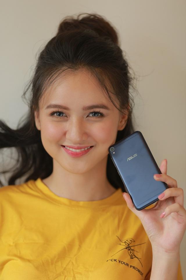 """Ngắm bộ ảnh hot girl """"chưa 18"""" Mai Tây cực xinh cùng Asus ZenFone Live - Ảnh 7."""