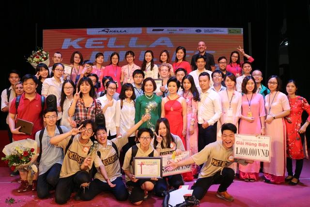 Teen THPT bùng cháy cùng KELLA in LIFE 2017 - Ảnh 9.