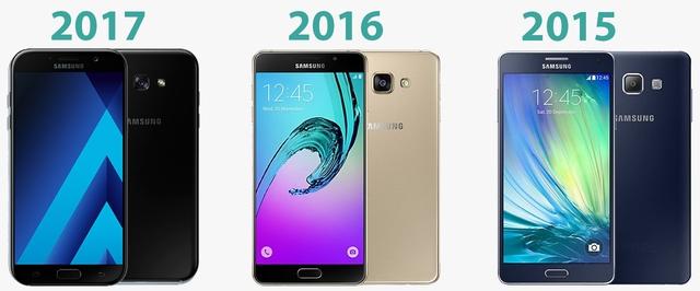 Nhìn Galaxy A qua từng năm, để thấy Samsung đang dẫn đầu trong thiết kế smartphone cận cao cấp - Ảnh 7.