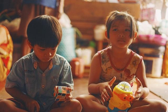 Cho em mùa hè - Cho tuổi thơ những gam màu tươi đẹp - Ảnh 2.
