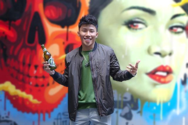"""Giới trẻ Hà thành """"nín thở"""" chờ đợi bữa tiệc âm nhạc và hip hop - Ảnh 4."""