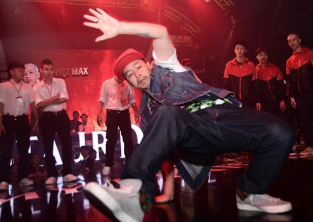 """Giới trẻ Hà thành """"nín thở"""" chờ đợi bữa tiệc âm nhạc và hip hop - Ảnh 5."""