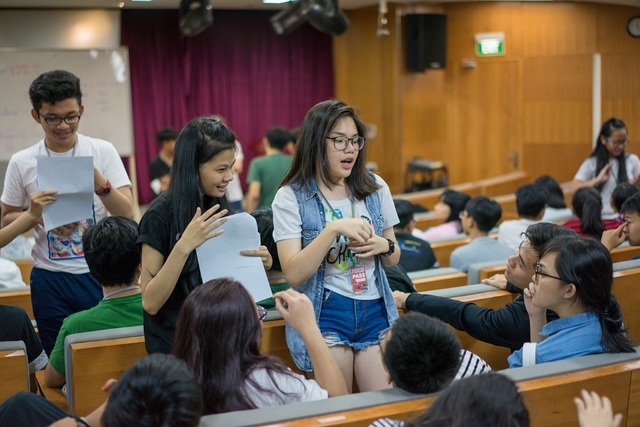 """""""Crush"""" của mình tên là… SaigonTech IT BootCamp - Ảnh 5."""