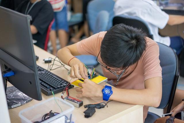"""""""Crush"""" của mình tên là… SaigonTech IT BootCamp - Ảnh 6."""