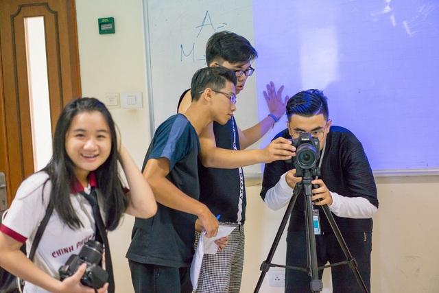 """""""Crush"""" của mình tên là… SaigonTech IT BootCamp - Ảnh 7."""