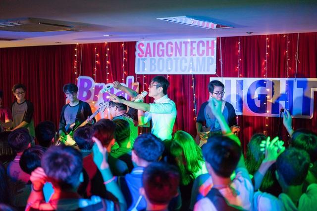 """""""Crush"""" của mình tên là… SaigonTech IT BootCamp - Ảnh 8."""
