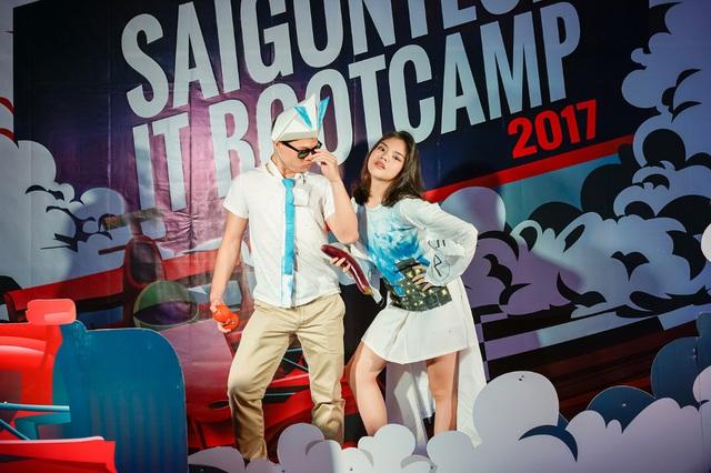 """""""Crush"""" của mình tên là… SaigonTech IT BootCamp - Ảnh 12."""