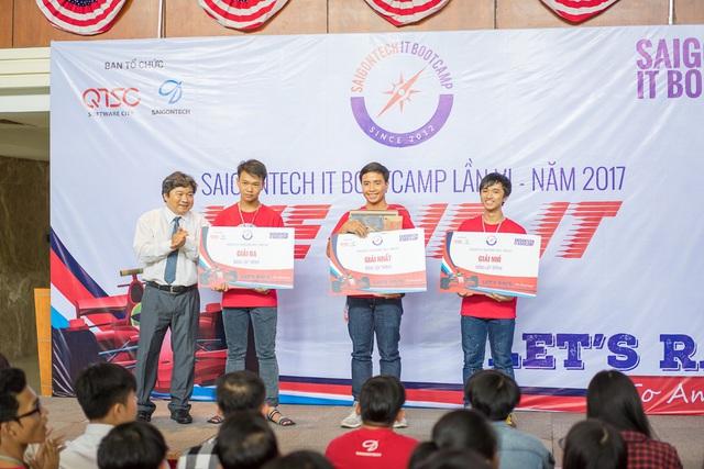 """""""Crush"""" của mình tên là… SaigonTech IT BootCamp - Ảnh 14."""