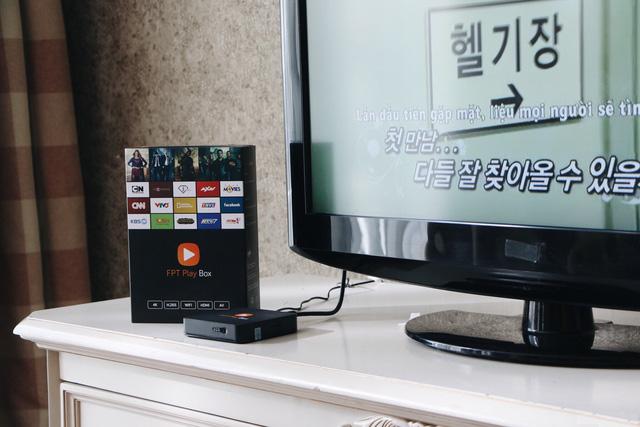 FPT Play Box: Thiết bị truyền hình Internet đáng dùng cho dân mê phim, cuồng công nghệ - Ảnh 1.