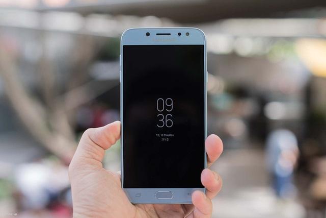 Smartphone bán chạy nhất Việt Nam vừa có bản cập nhật kế thừa tinh hoa từ Samsung Galaxy S8 - Ảnh 3.