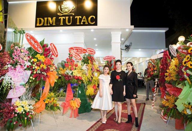 Dàn sao Việt hội ngộ tại buổi khai trương chi nhánh 4 nhà hàng Dim Tu Tac Sài Gòn - Ảnh 1.