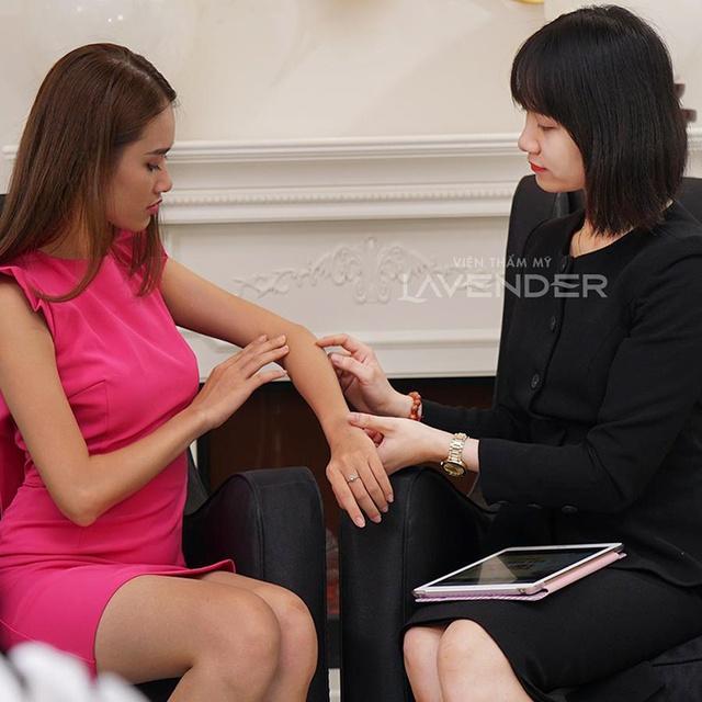 """Bật mí bí quyết trắng da từ hoa xuyên tuyết """"mê hoặc"""" hot girl Việt - Ảnh 3."""