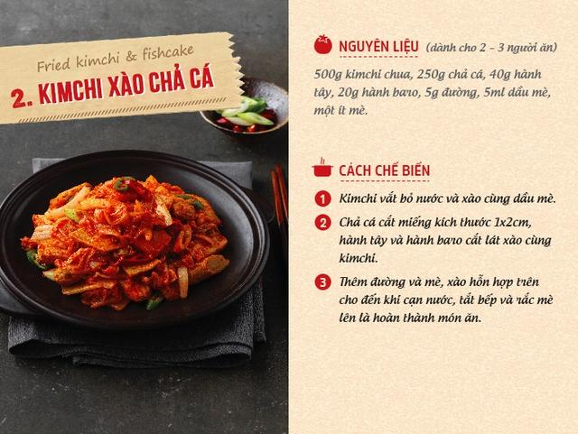 """Bỏ túi 12 bí kíp nấu ăn """"chuẩn Hàn"""" từ nam thần Kang Tae Oh - Ảnh 3."""