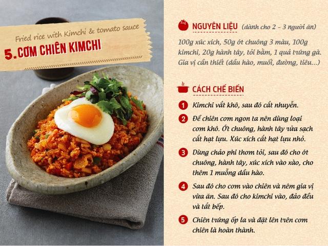"""Bỏ túi 12 bí kíp nấu ăn """"chuẩn Hàn"""" từ nam thần Kang Tae Oh - Ảnh 6."""