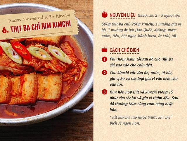 """Bỏ túi 12 bí kíp nấu ăn """"chuẩn Hàn"""" từ nam thần Kang Tae Oh - Ảnh 7."""