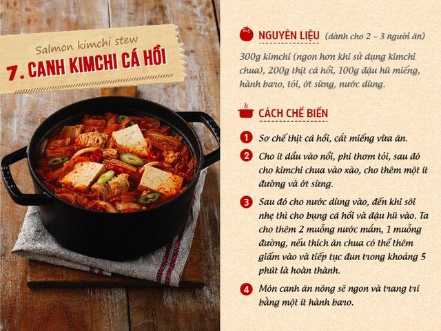 """Bỏ túi 12 bí kíp nấu ăn """"chuẩn Hàn"""" từ nam thần Kang Tae Oh - Ảnh 8."""